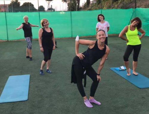 Pilates al Tennis Club Kipling