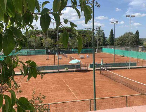 Affitto Tennis un'ora e mezzo con luce a soli €25,00